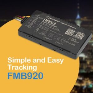 ردیابی ساده و آسان با FMB920